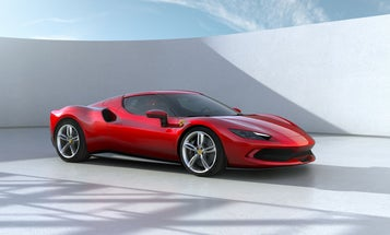 Ferrari's new plug-in hybrid supercar is an 830-horsepower beast