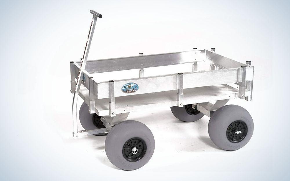 The Big Kahuna tops the list as the best soft-sand beach wagon.