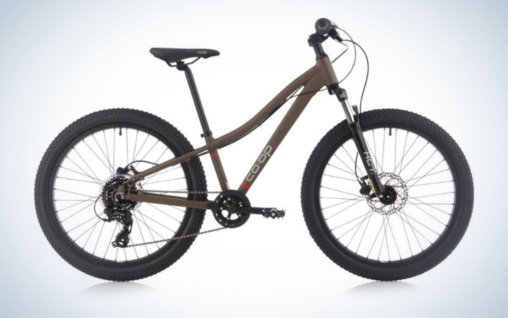 Co-op Cycles REV DRT Bike is the best kids bikes for the trails