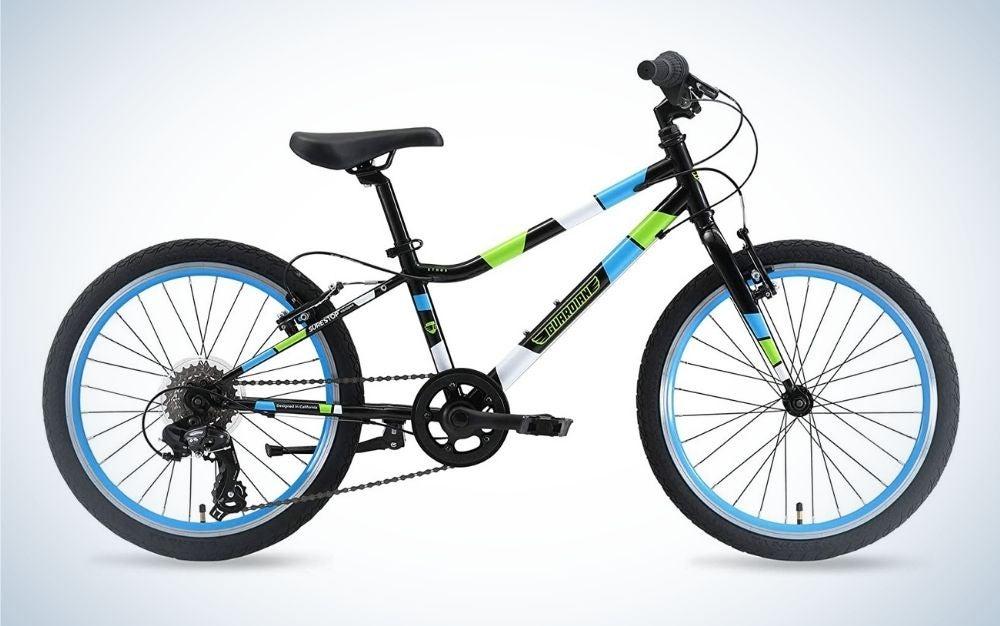 The Guardian Bikes Ethos is the best kids bike