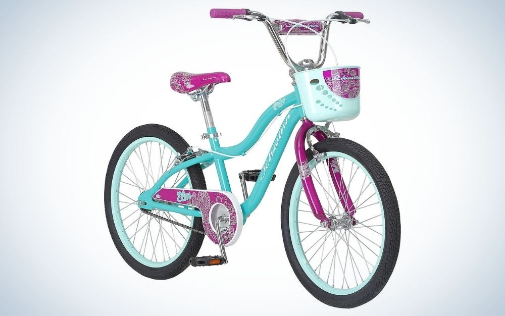 The Schwinn Elm is the best budget kid bikes