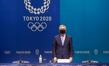 COVID cases are plaguing the Olympics even before they've begun