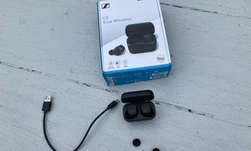 CX True Wireless review: Basic Sennheiser earbuds that sound anything but