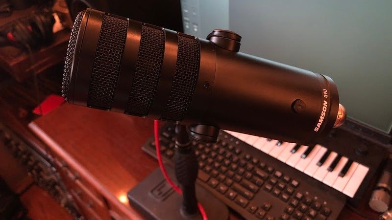 Samson Q9U review: A studio-worthy mobile-friendly mic