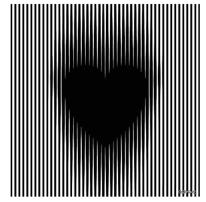 expanding-heart-illustion