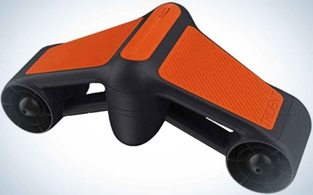 The G Geneinno S-1 Pro is the best underwater scooter overall.