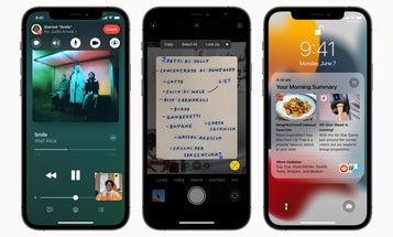 Here's what's coming in iOS 15: SharePlay, FaceTime, Focus modes, LiveText, and more