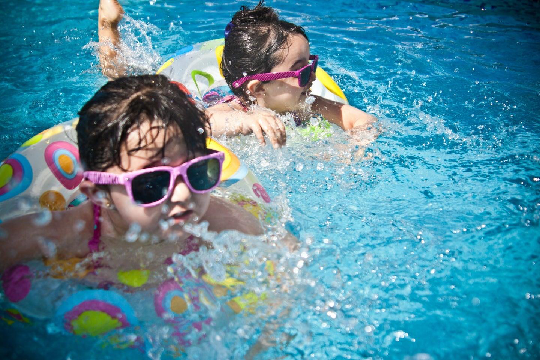 The best kiddie pool for backyard fun.