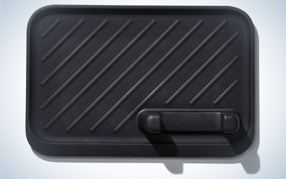 The OXO Good Grips Grilling Tools are one of the best grill accessories for beginners.