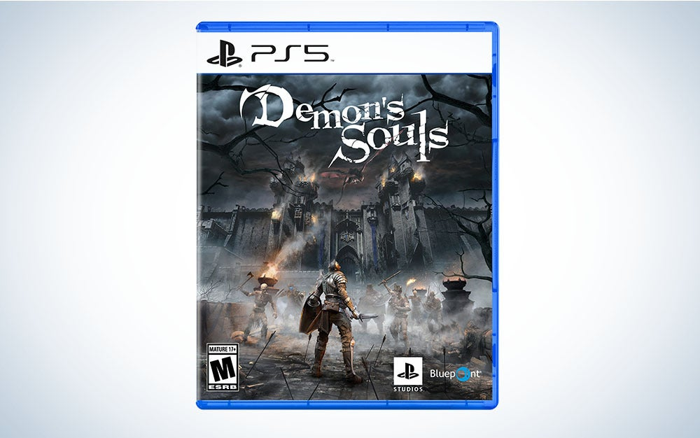 Our pick for the best PS5 games is Demon's Souls