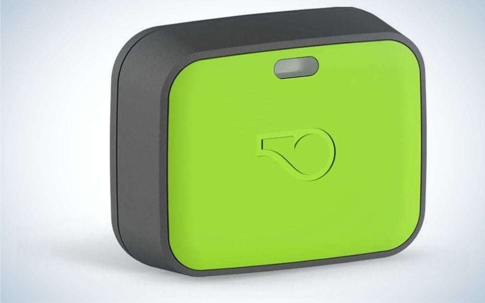 Whistle Go Explore is the best overall pet GPS tracker.