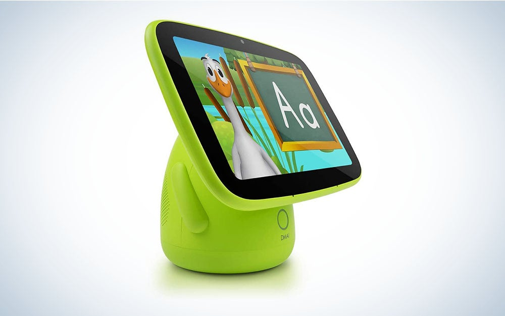 Animal Island AILA Sit & Play Preschool Learning System is the best tablet for toddlers.