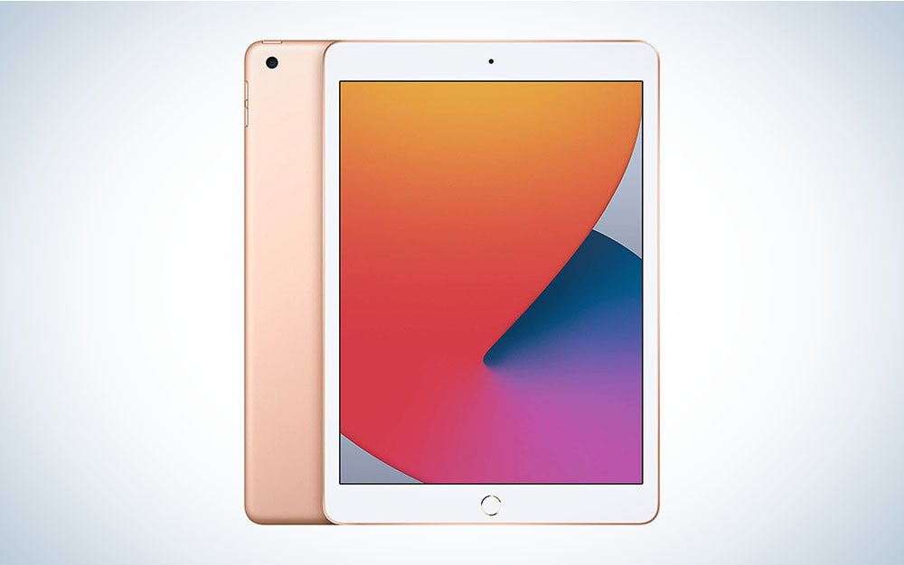The Apple iPad 10.2 is the best tablet for kids older than 10.