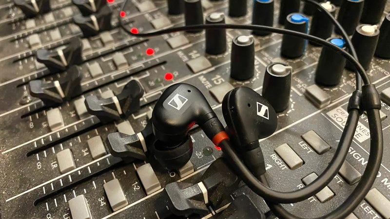 Sennheiser IE 100 Pro review: Solid sound for working or playing