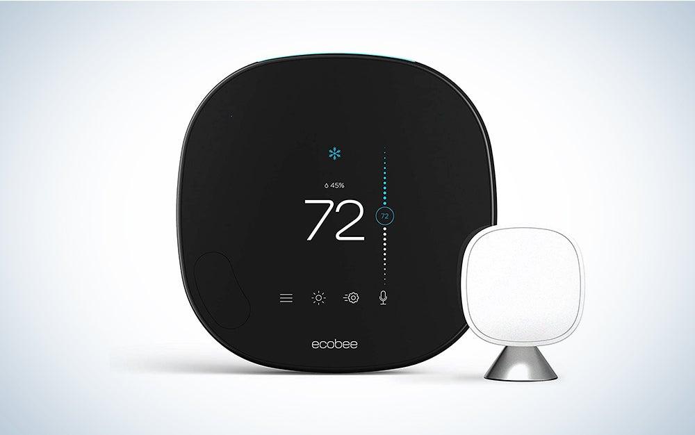 ecobee thermostat amazon smart home