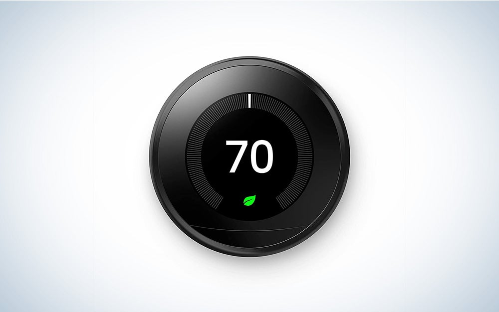 nest thermostat google smart home