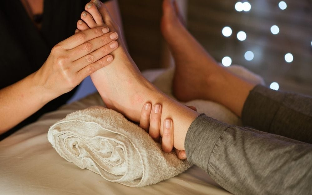 Get spa-like treatment at home with the best foot massager.