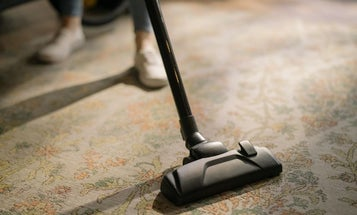 Stick it to dirt and dust with the best vacuum on the market