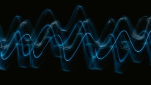 What are sound waves and how do they work?