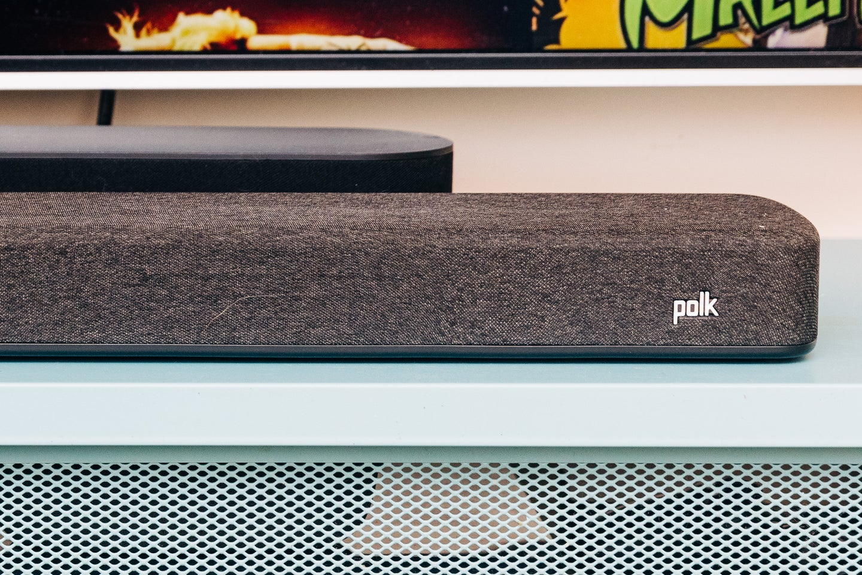 Polk React soundbar main