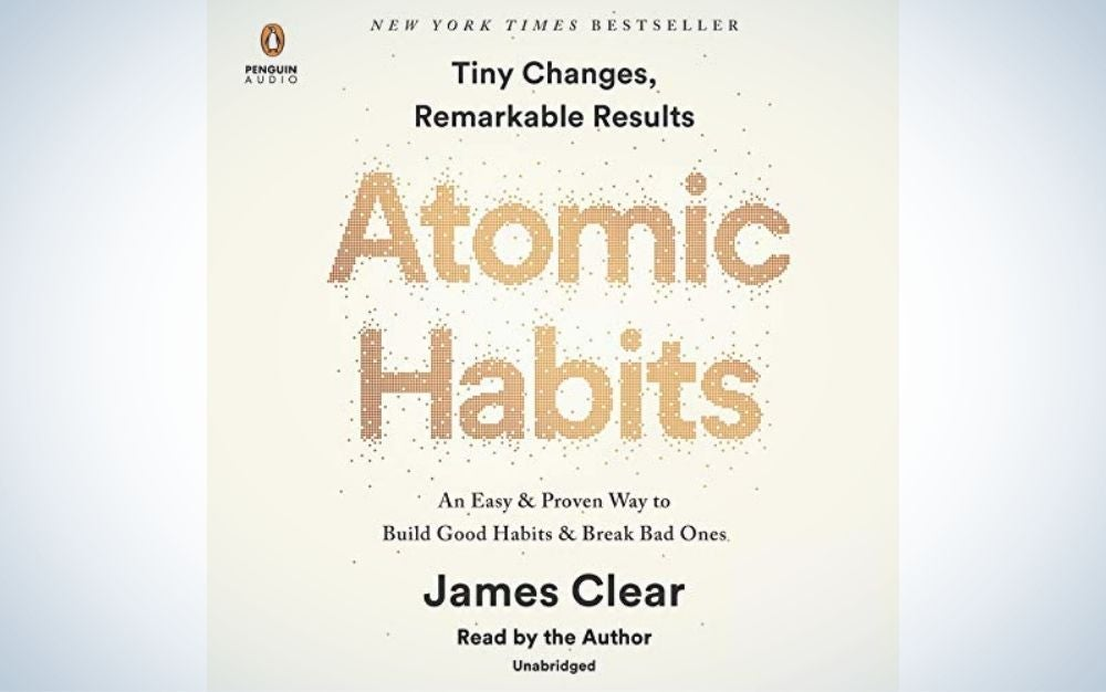 Atomic Habits: An Easy and Proven Way to Build Good Habits and Break Bad Ones is the best Audible book for commuters.