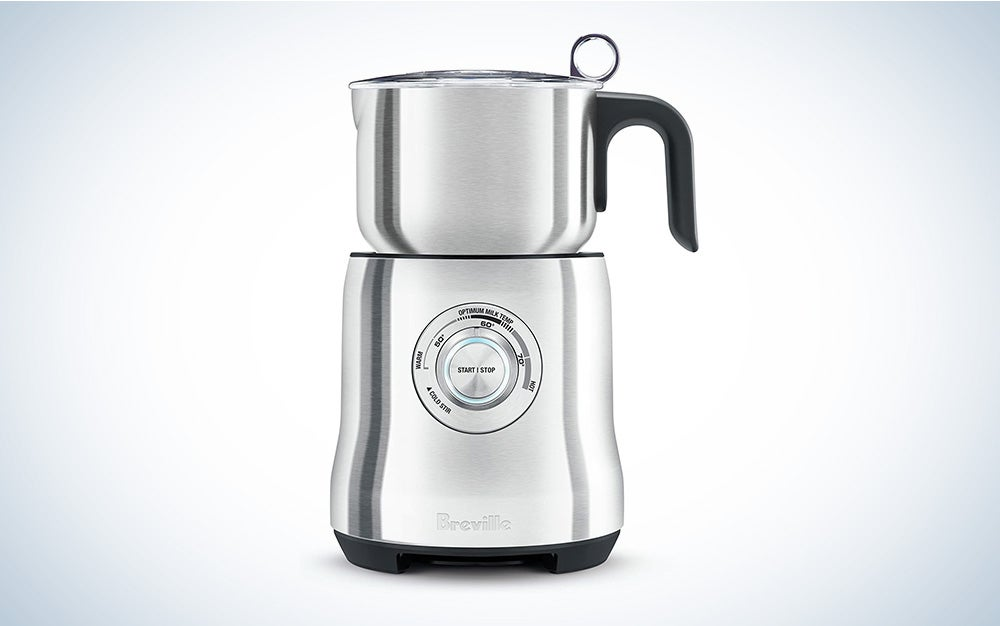 The Breville BMF600XL Milk Cafe Milk Frother is the best for coffee drinkers.