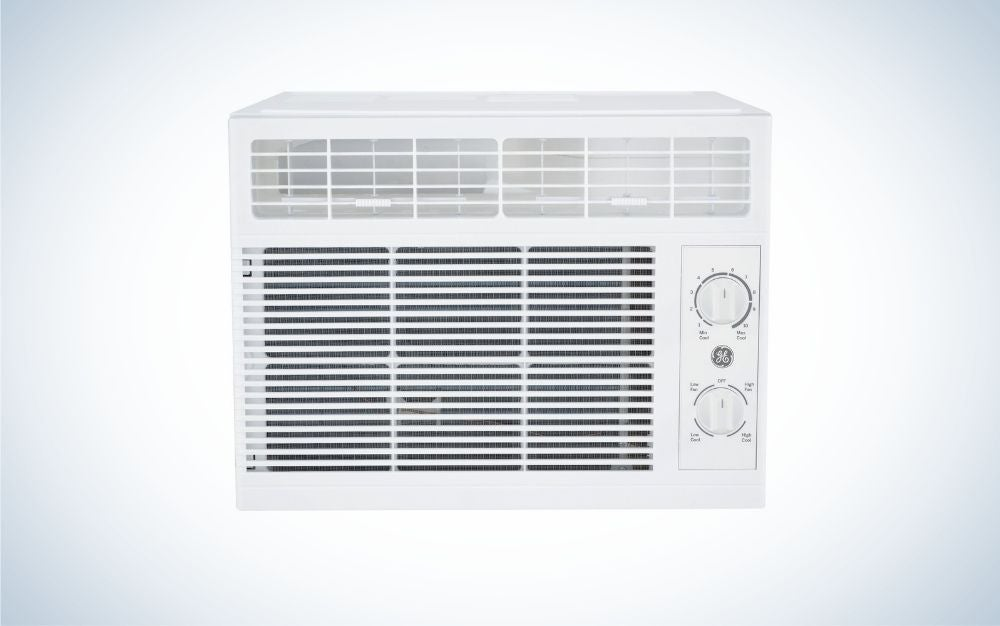 The GE Mechanical Window Air Conditioner is the best budget pick.