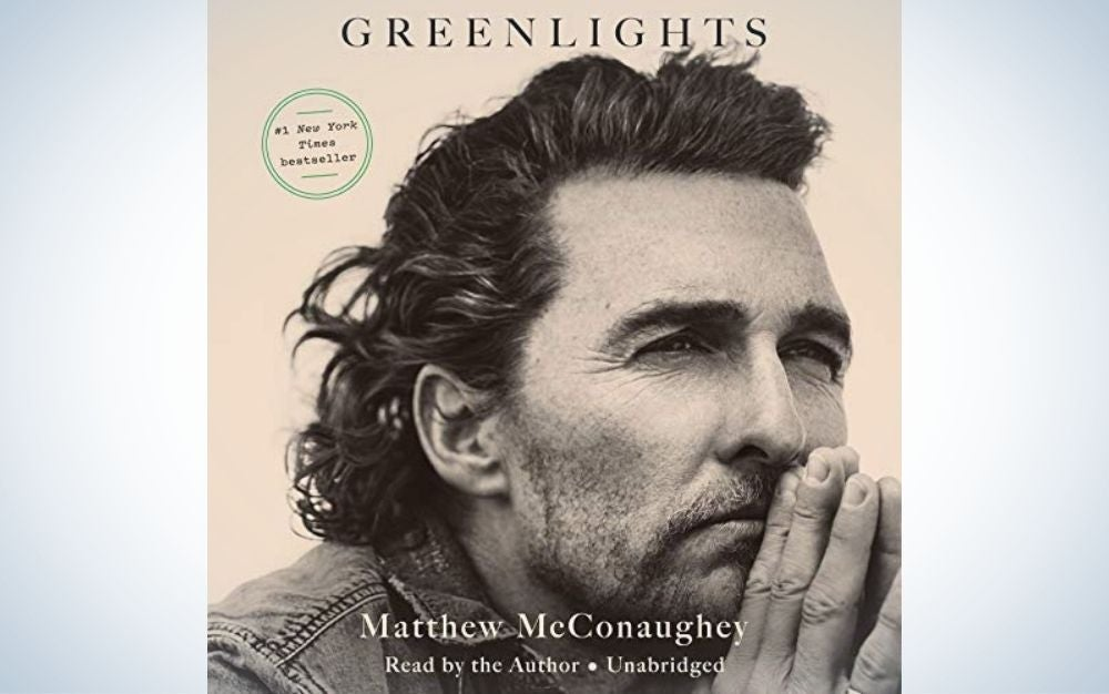 greenlights-by-matthew-mcconaughey-is-the-best-Audible-book-for-working-around-the-house