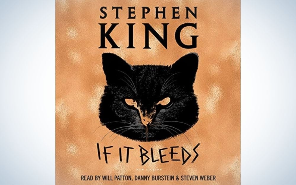 If It Bleeds by Stephen King is the best Audible book for gym rats.