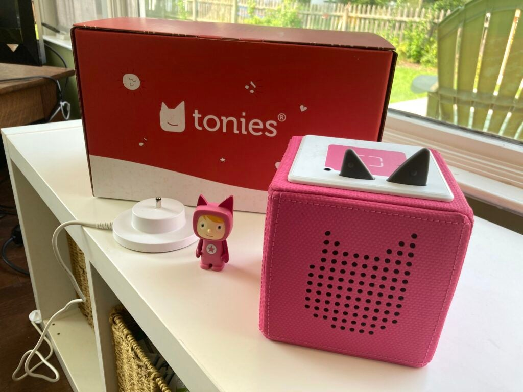 toniebox with packaging