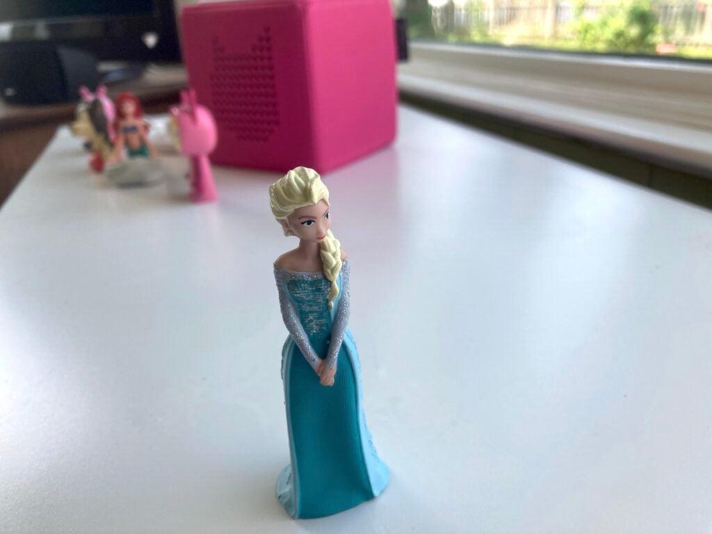 Elsa Toniebox figurine