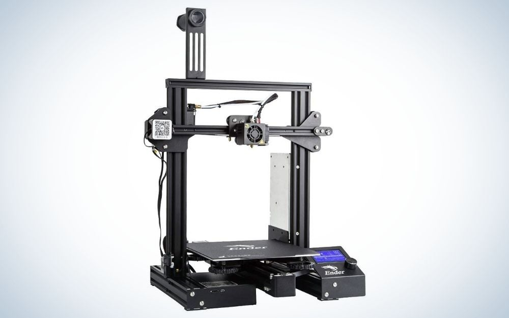 The Creality Ender 3 Pro is the best professional printer.
