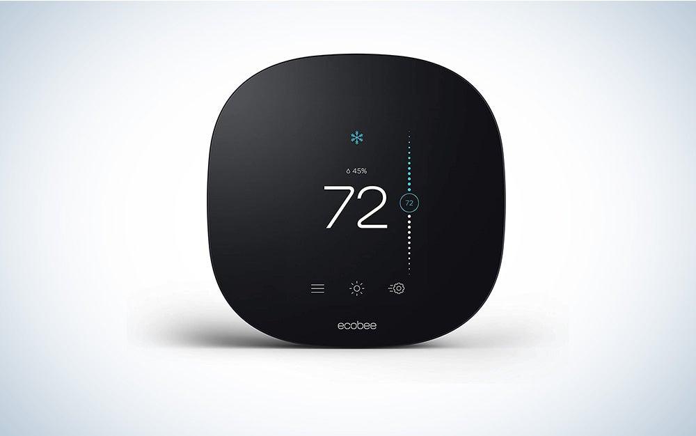 ecobee lite thermostat apple homekit smart home