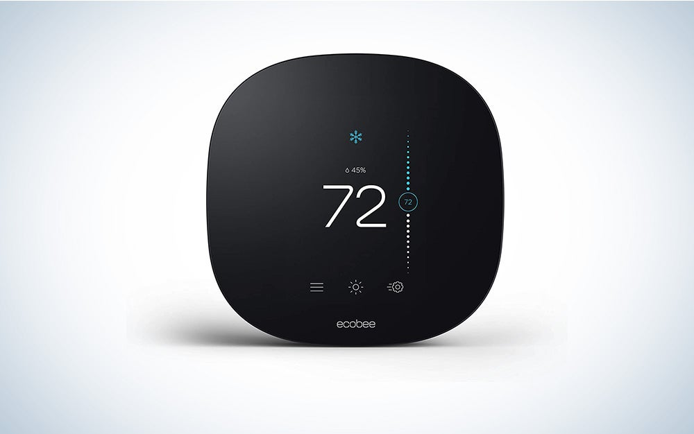 ecobee thermostat samsung smart home