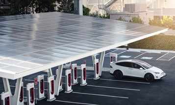 Tesla's new adapter will let other car companies use its Fast Charging stations