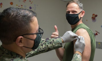 COVID vaccines will soon be mandatory for all active US military