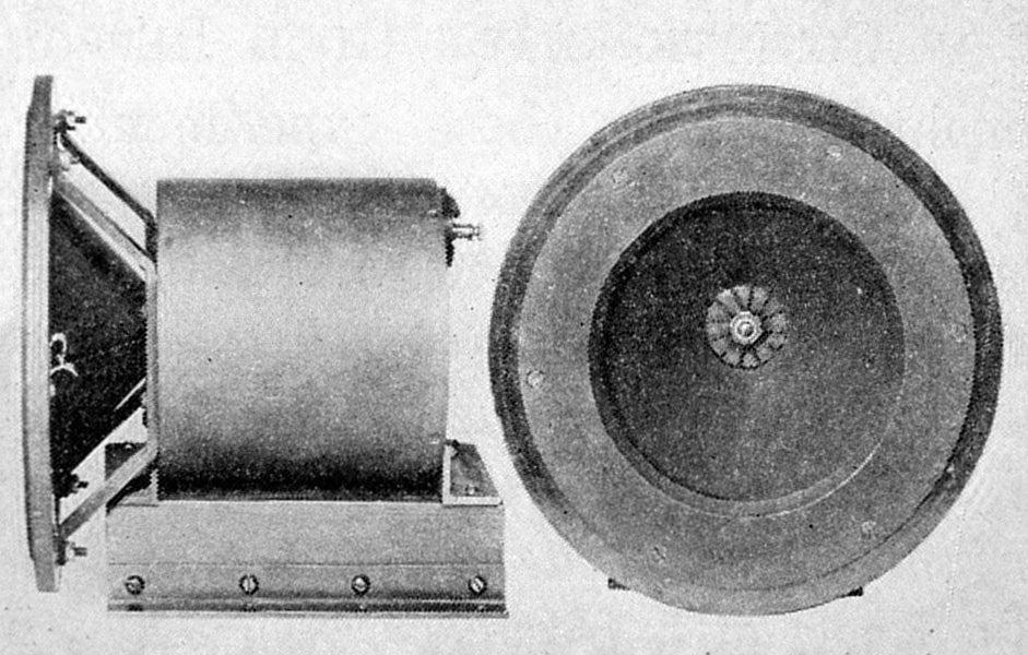 RCA Radiola 6-inch speaker