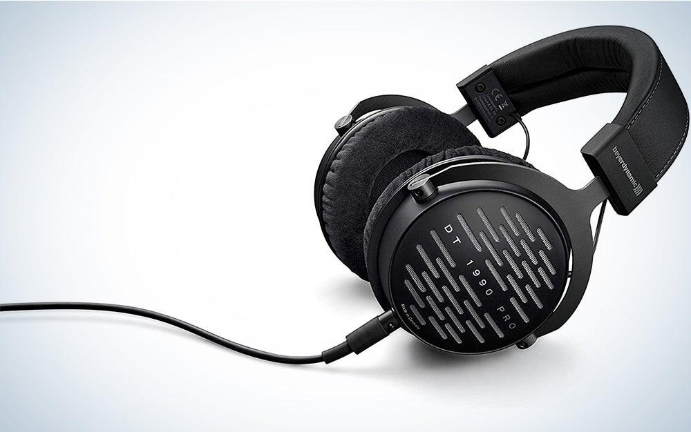 beyerdynamic DT 1990 Pro Open Studio is the best over ear headphones