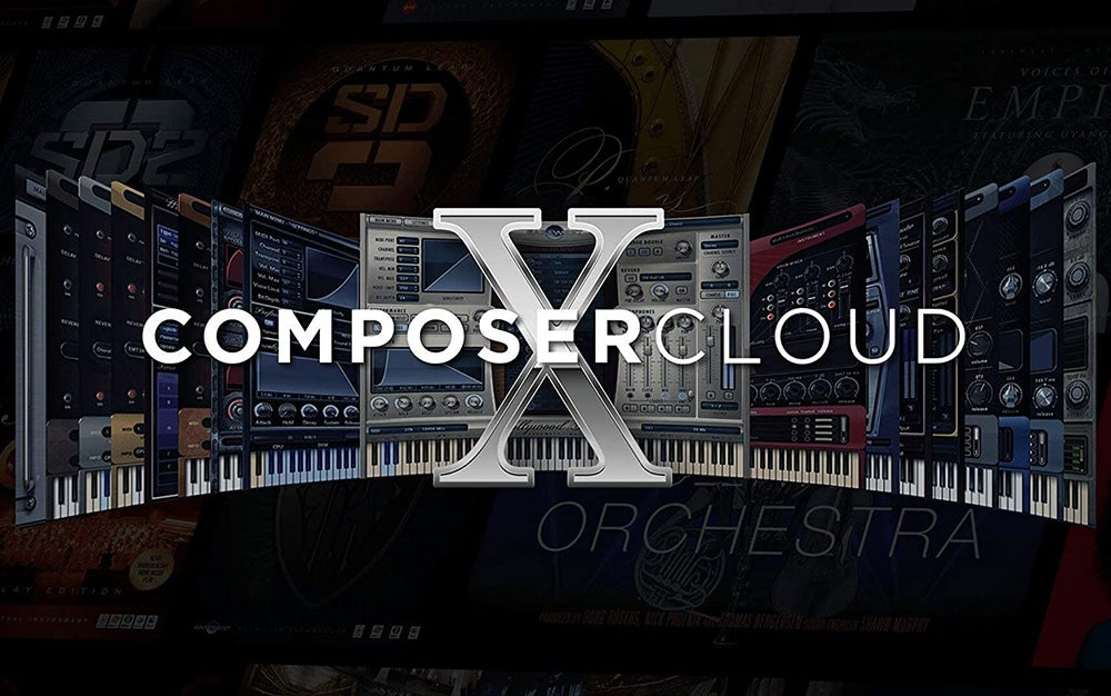 EastWest ComposerCloud is the best music production software.