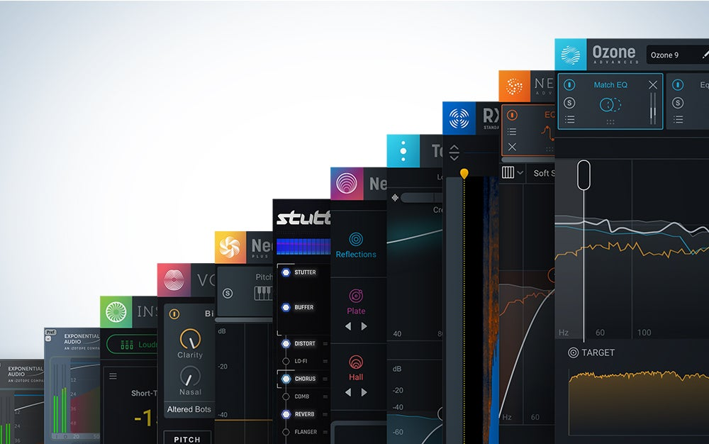 iZotope Music Production Suite 4 is the best music production software.