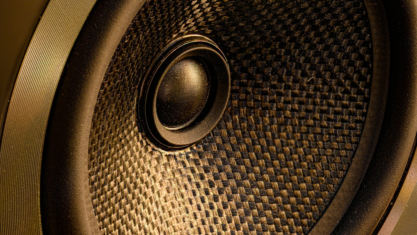 what makes up a speaker