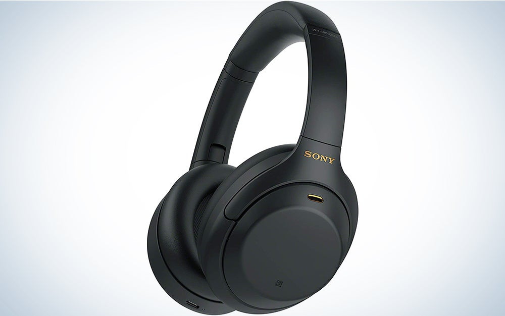 sony wh 1000xm is the best over ear headphones