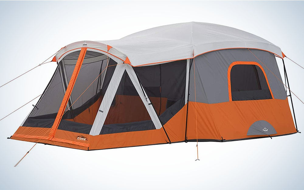 Best overall tent core 11 person family tent