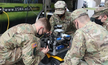 The military wants their robots to be better listeners