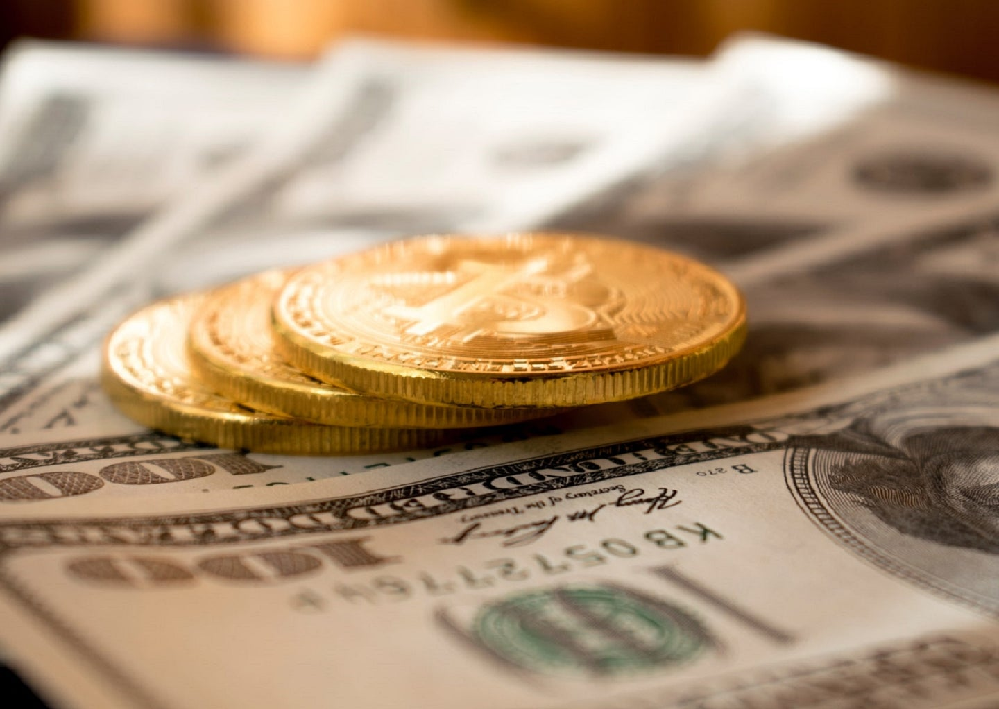 US dollars determine stablecoin value