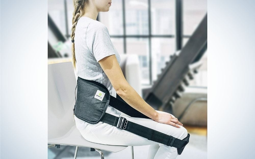 The BetterBack Posture Corrector is the best for your back.