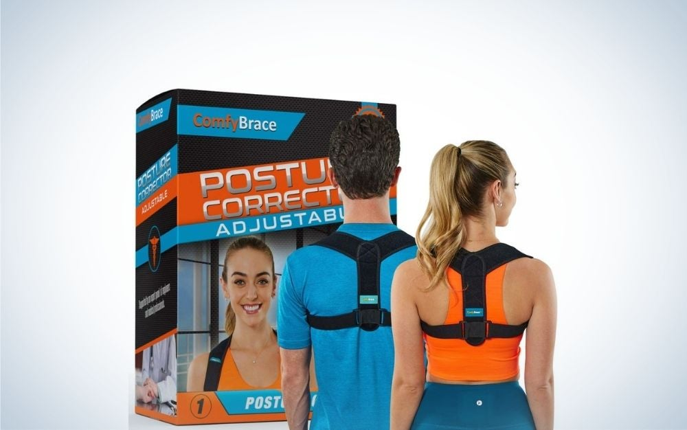 The ComfyBrace Posture Corrector is the best budget pick.
