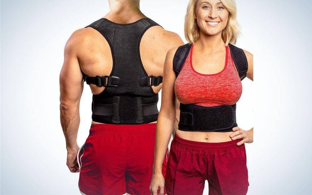 The Flexguard Posture Corrector is the best neck posture corrector.