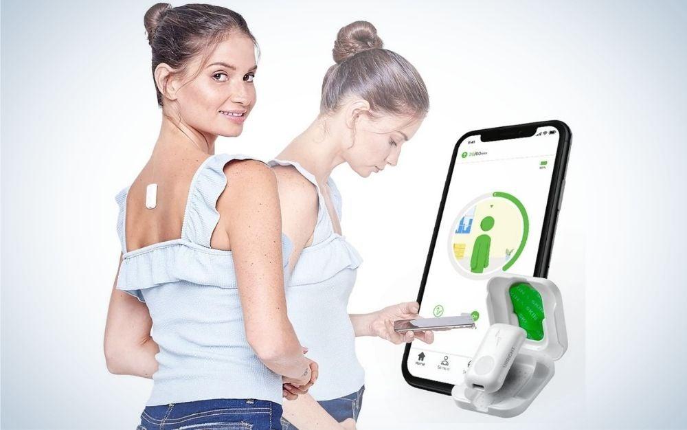 The Upright GO 2 Posture Corrector is the best overall device.