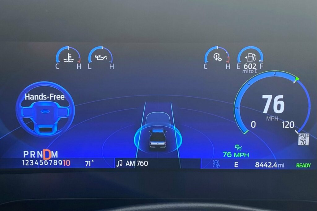 A first look at Ford's new hands-free driving assistant for the masses